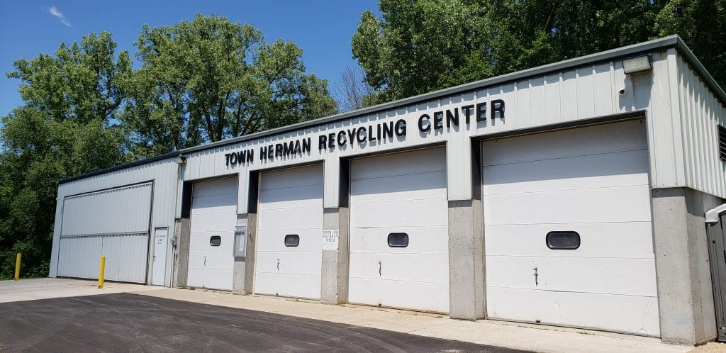 Town of Herman Recycling Center