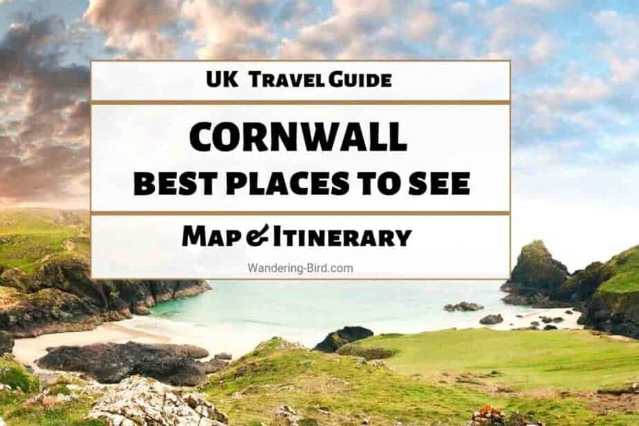 The BEST things to do in Cornwall, England in winter or summer. Beautiful beaches, Tintagel Castle, St Ives, Newquay and some SECRET places to see you've never heard of before! Plan your visit to Cornwall here- with a map and itinerary guide to help you have the best Cornish trip ever!