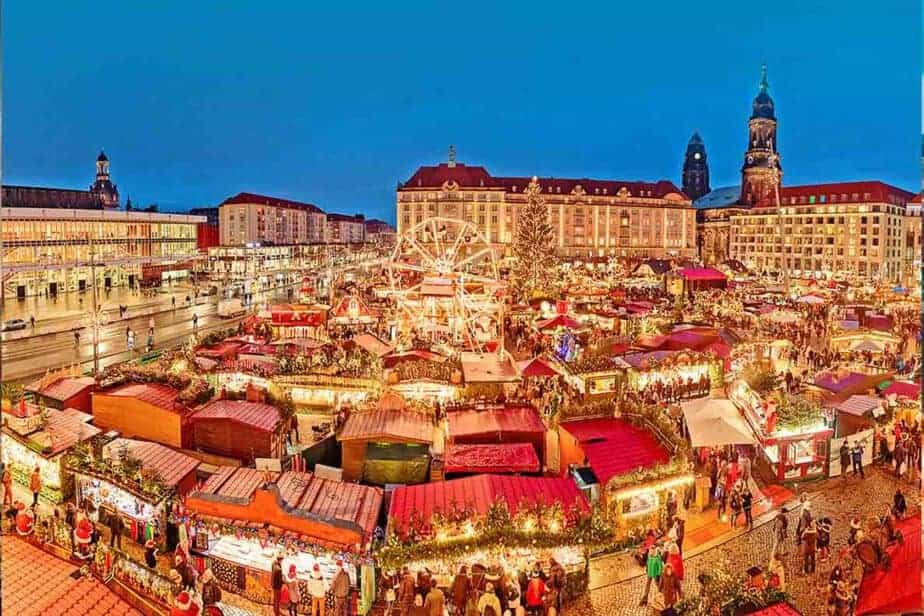 Nuremberg Christmas Market.7 Best Biggest Christmas Markets In Europe You Need To