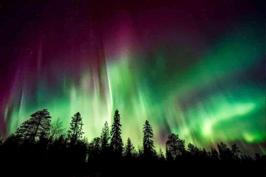 Where can you see the Northern Lights in Europe?