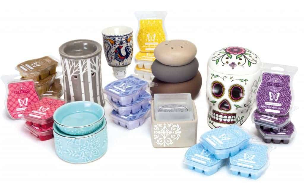what is scentsy?