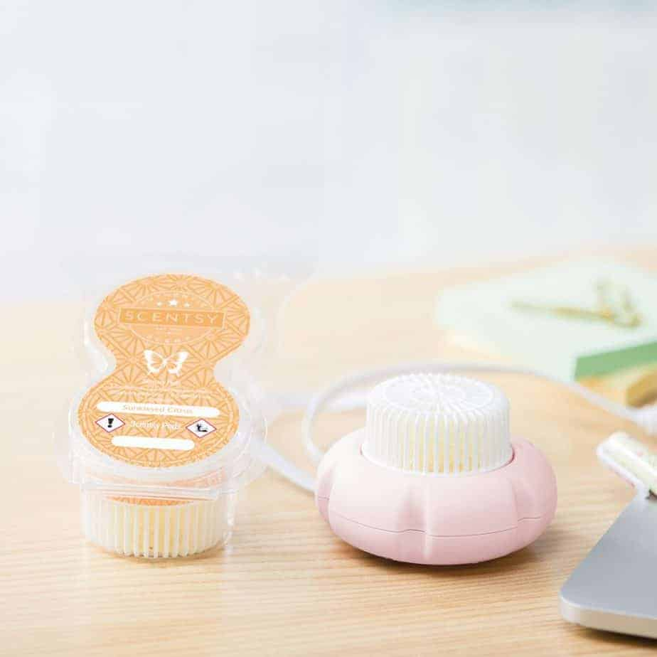Scentsy Mini Fan Diffuser