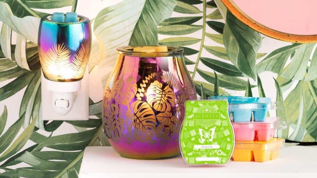 2020 scentsy summer collection - UK & Ireland, Spain