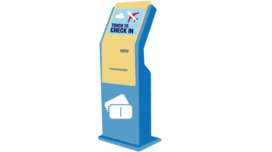 Airport_Selfcheck_in