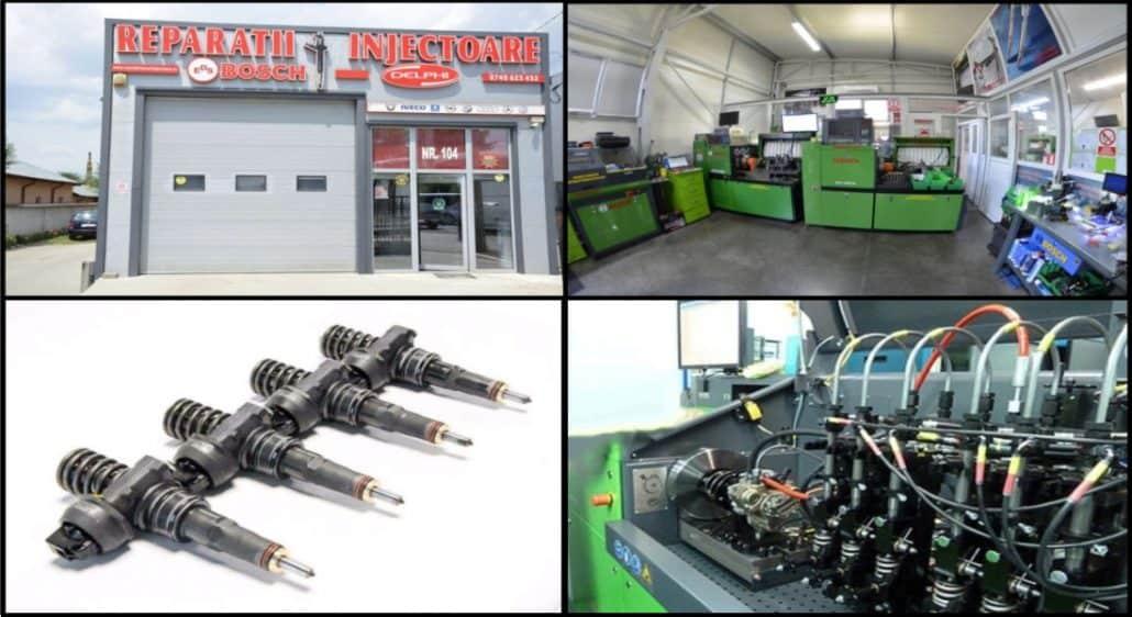 Reparatii injectoare motor BMM 2.0 TDI - Vw, Audi, Skoda, Seat