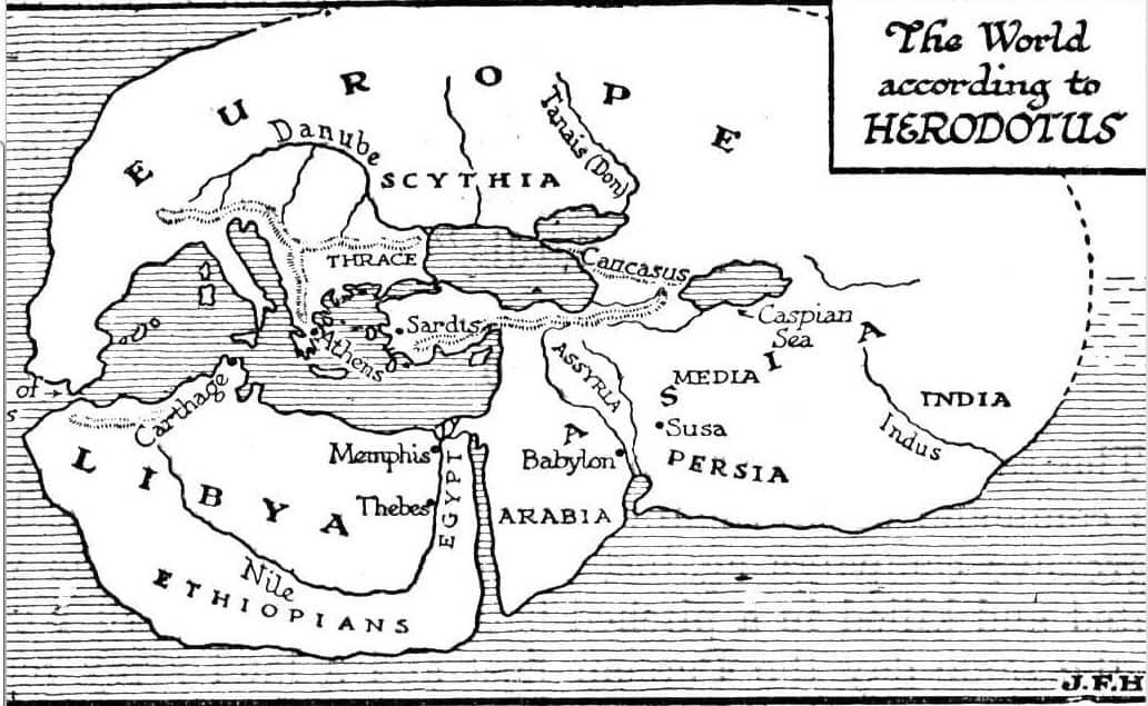 Происхождение богини Афродиты