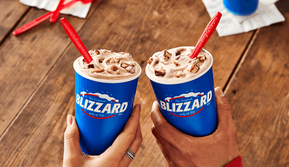Dairy Queen BOGO Blizzards