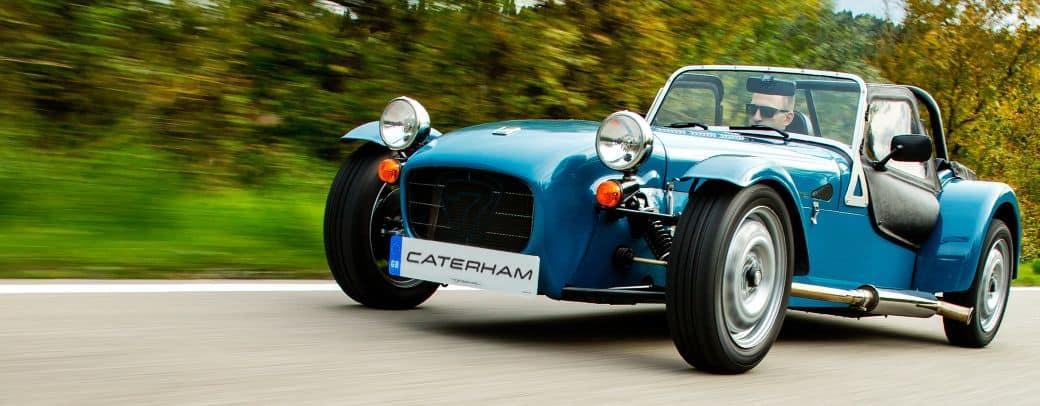 cam xe oto Caterham