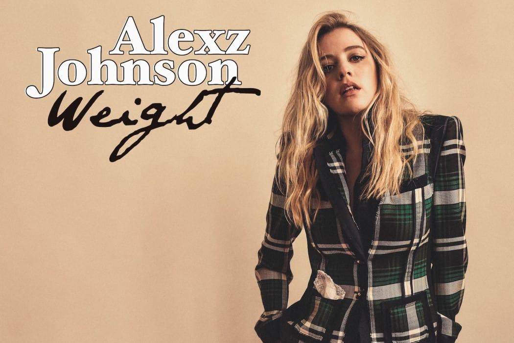 Weight - Alexz Johnson music art