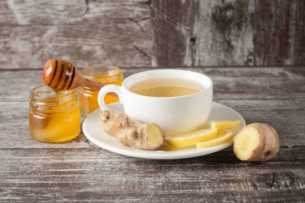Ginger and Honey Tea Recipe