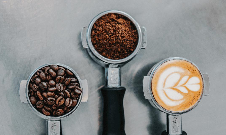 three coffee consumption  types