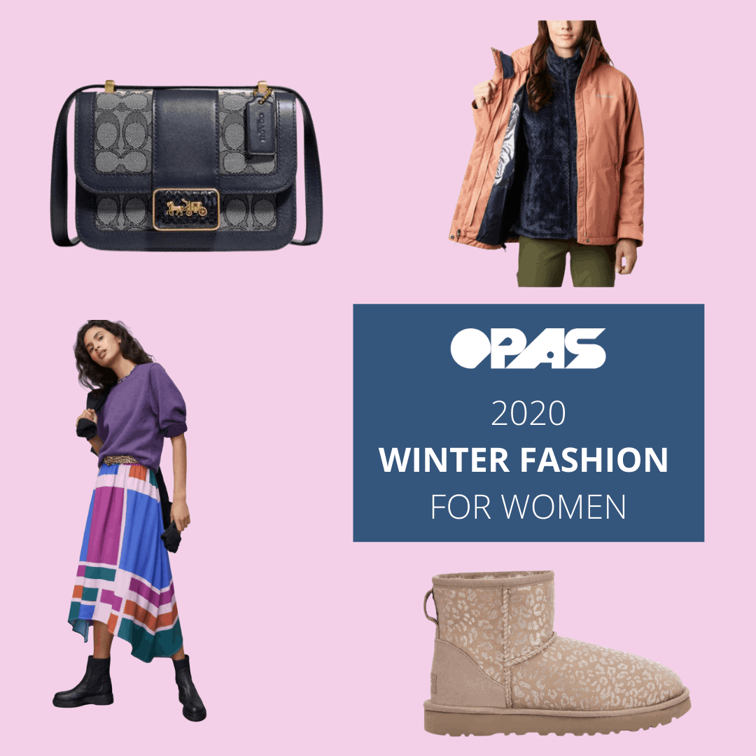 2020 WINTER FASHION FOR WOMEN