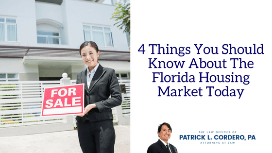 4 Things You Should Know About the South Florida Housing Market Today