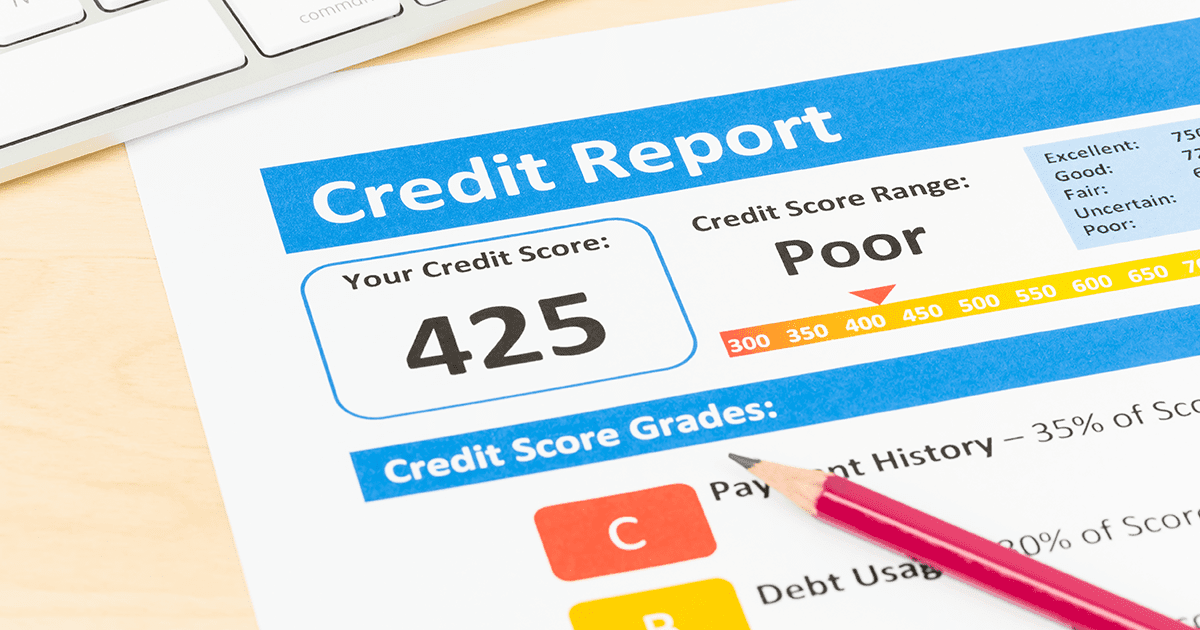 How Does Bankruptcy Affect Credit Ratings?