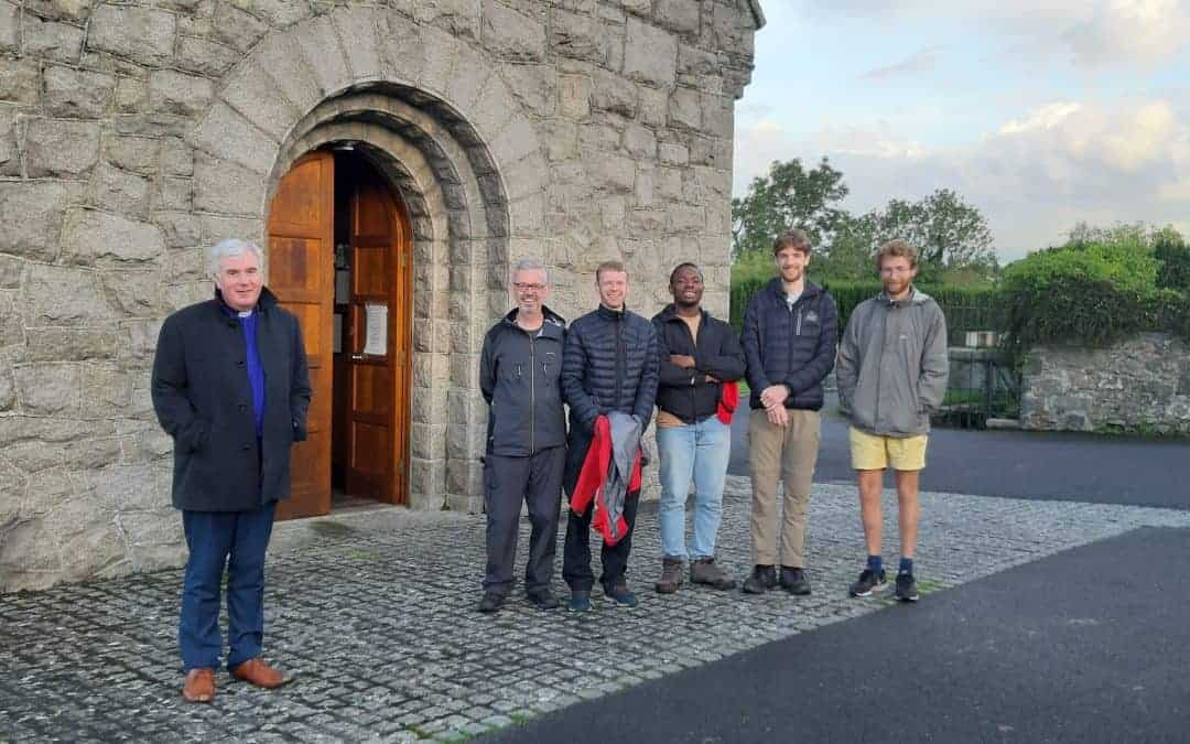 Parish Pilgrimage in the Footsteps of St. Patrick