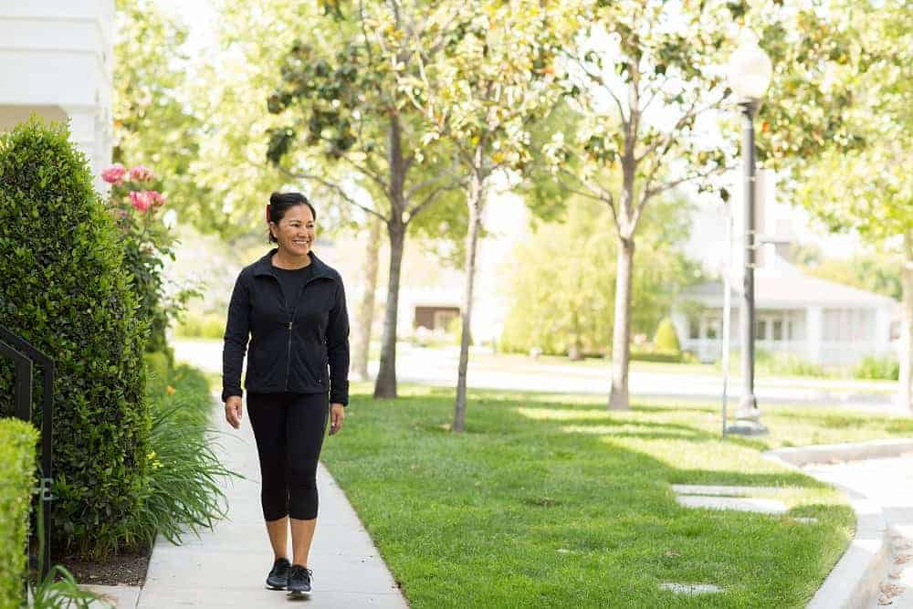 Want to Feel Better About Yourself and Your Life? Then Go for a Walk