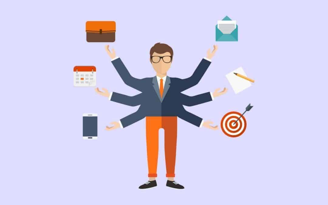 Waarom tijdmanagement voor managers geen rust geeft!