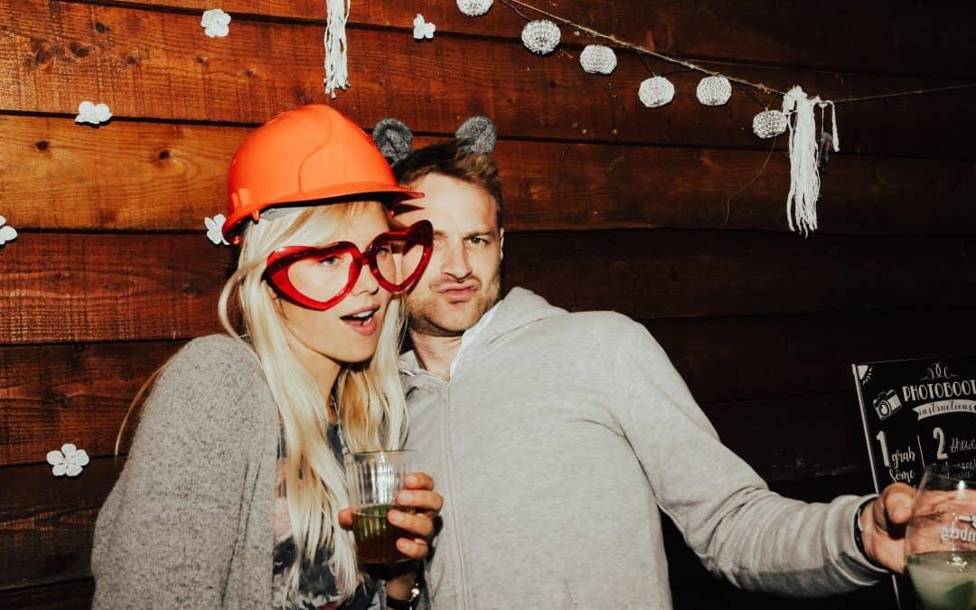 Fab Fotobooth op jouw feest: maakt meer dan foto's