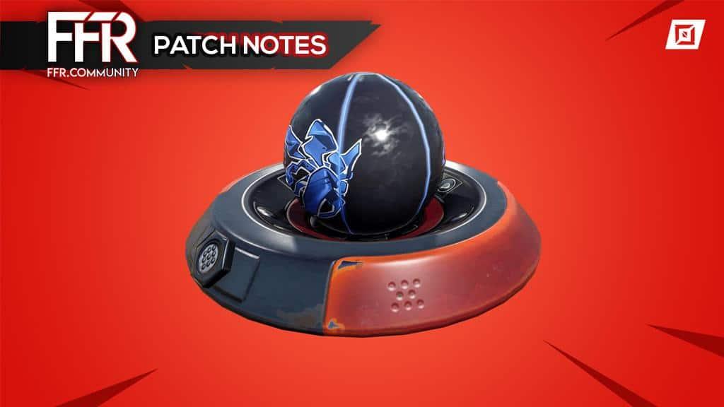 Fortnite Créatif : Patch notes 9.40