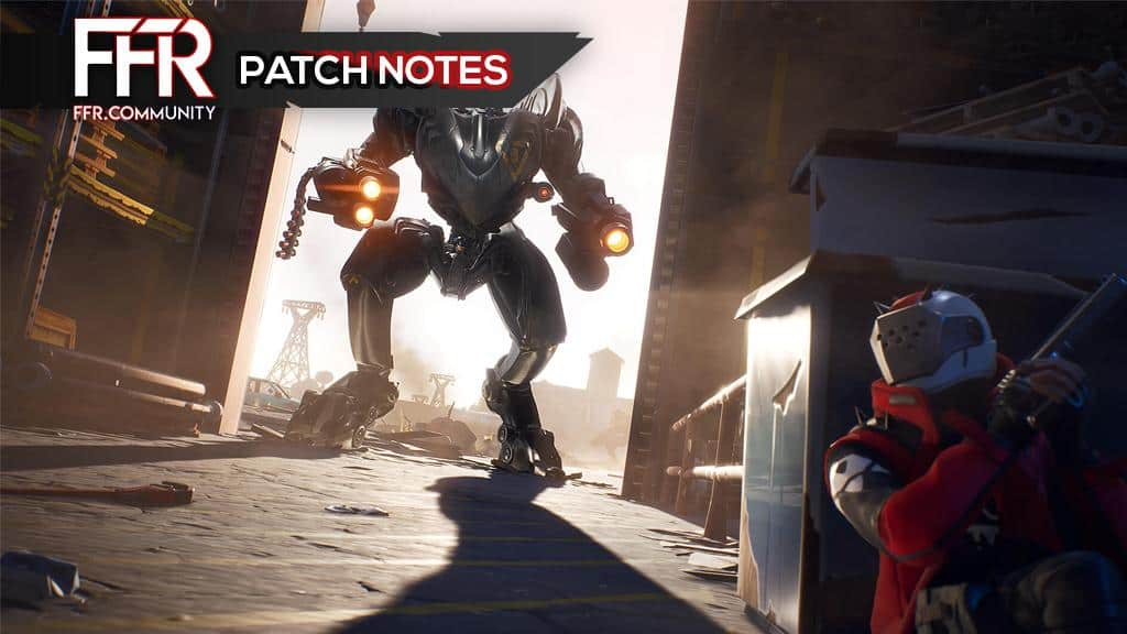 Fortnite Créatif : Patch notes 10.10