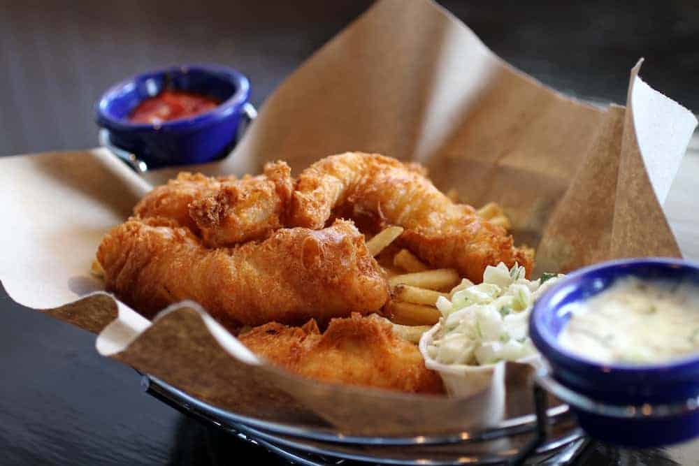 Seventh Day of Ford's Favorites – Fish & Chips