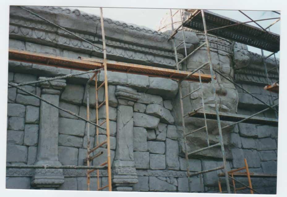 Proyecto ruinas aztecas