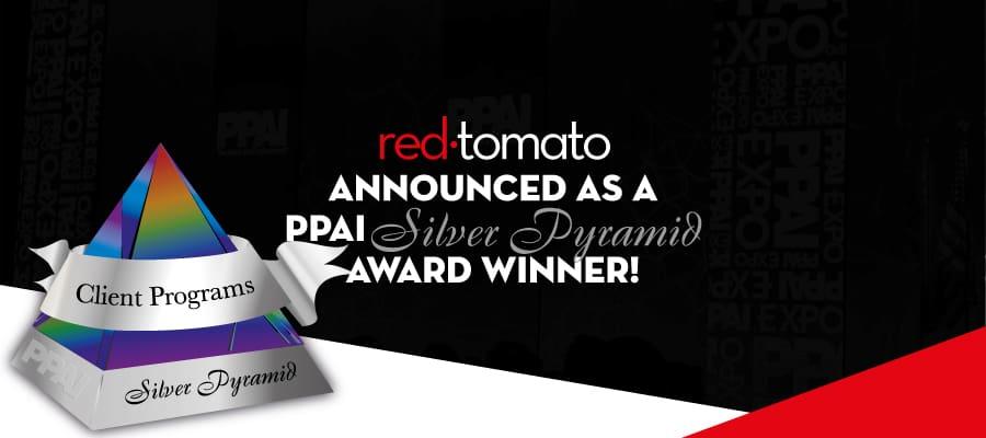 Red-Tomato-announced-a-PPAI-Silver-Pyramid-Award-Winner!