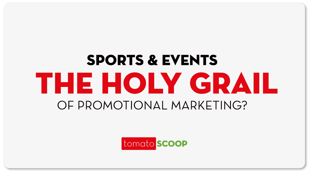 Sports and Events: The Holy Grail of Promotional Marketing? | Sports marketing