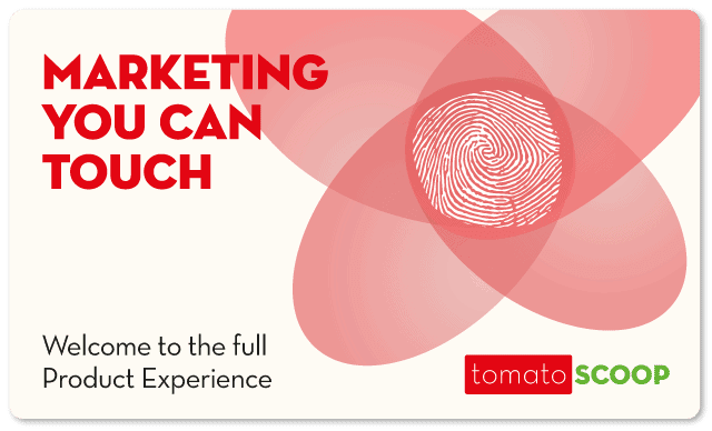 Marketing you can touch