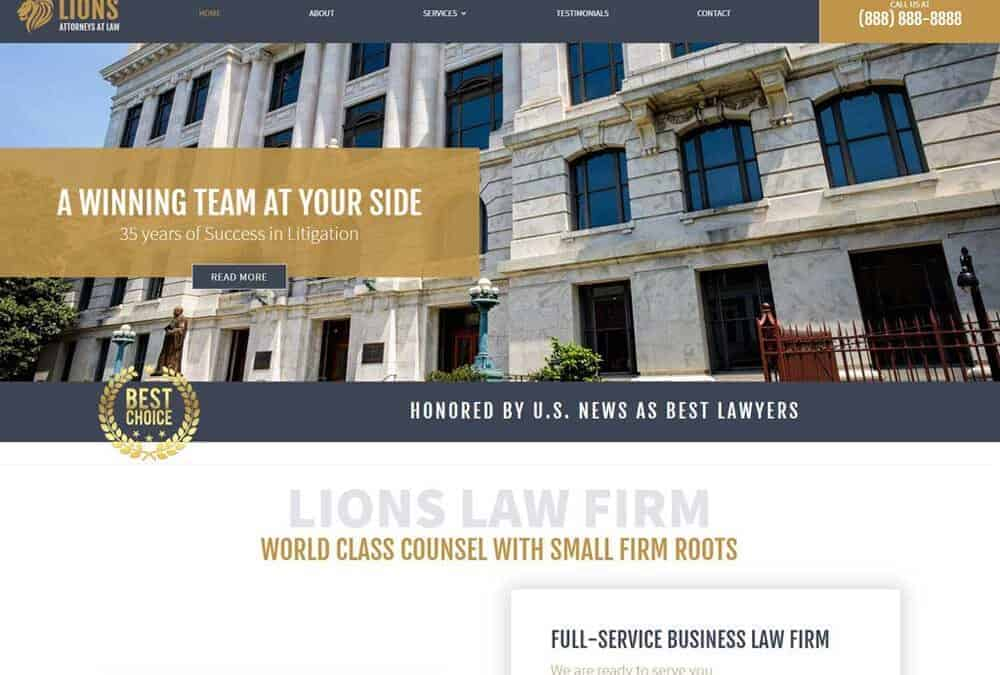 Lions Law Firm