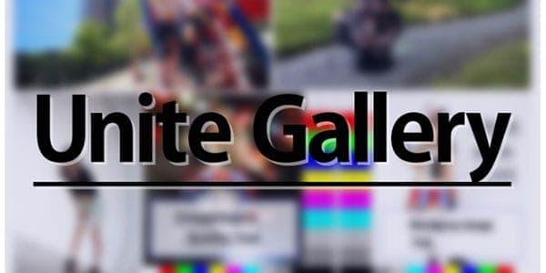 ワードプレスの素敵なギャラリー Unite Gallery にできること