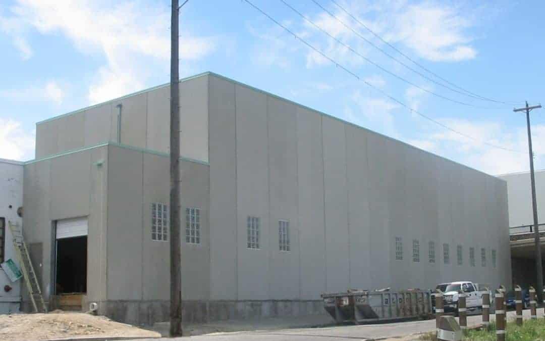 Ace Ice Ice Storage Building