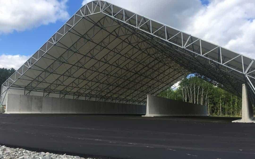 St. Louis County Salt & Sand Storage Project