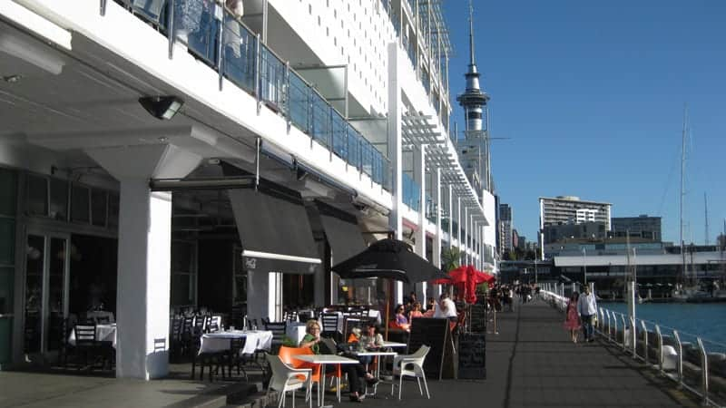 "Auckland ""City of Sails"""