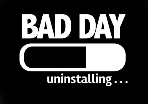 How To Handle The Bad Days