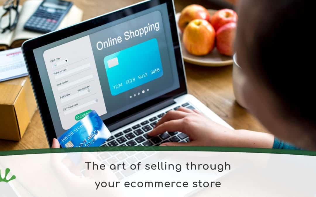 The Art of Selling Through Your E-Commerce Store