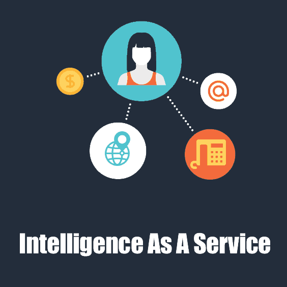"Why I'm Using ""Intelligence As A Service"" Instead of ""Data As A Service"""