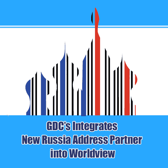 GDC Integrates New Russia Address Partner into Worldview