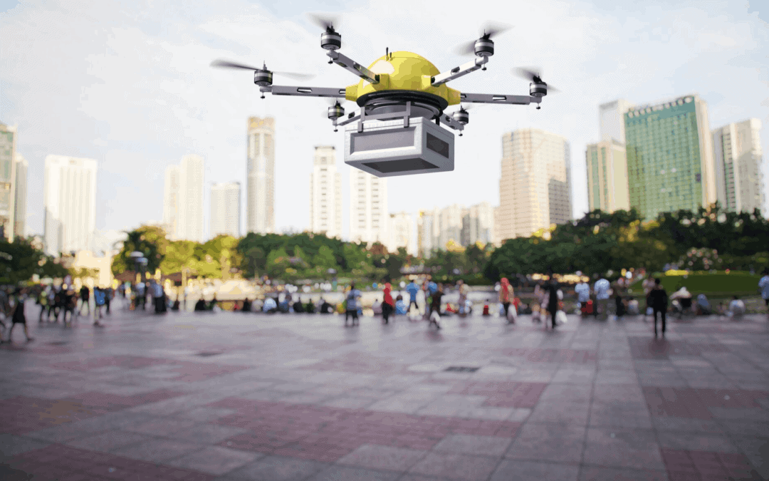 9 Positive Uses for Drones That Help Society