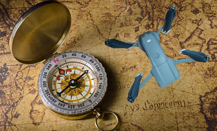 DJI Mavic Air 2 Compass Calibration – Complete Guide