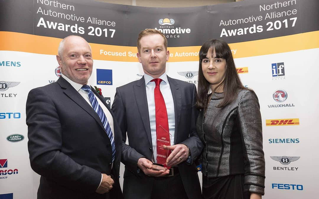 Metis Automation Wins Industry 4.0 Award