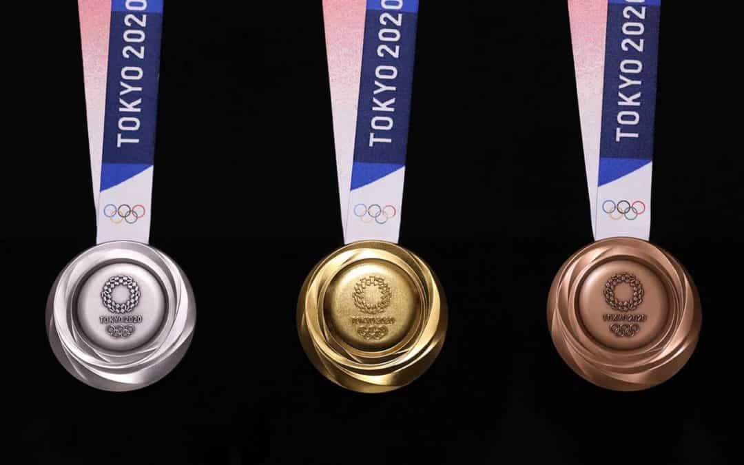 Tokyo Olympics Will Feature Recycled Medals