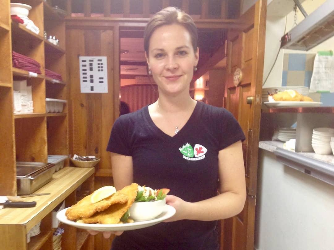 Work and Travel Kanada: Bei der Arbeit im Restaurant