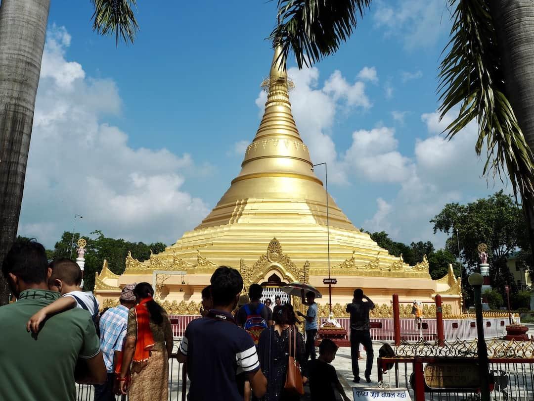 Lukamani Cula Pagoda Mayanmar