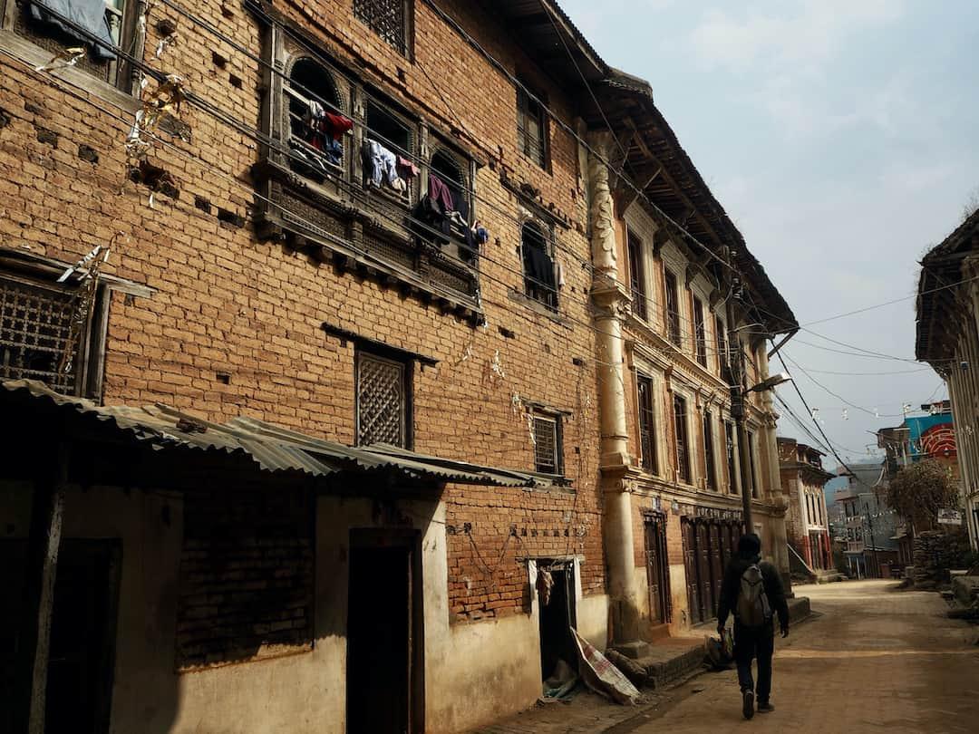 Altstadt von Panauti