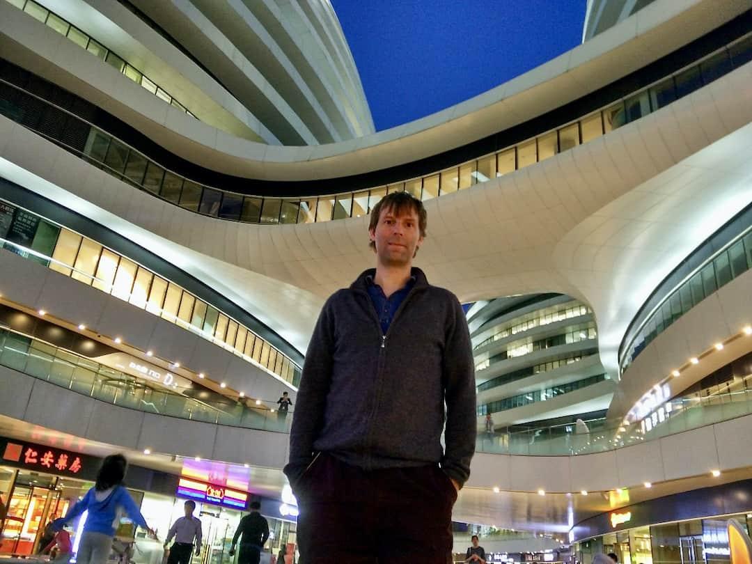 111 Gründe, China zu lieben: Bürogebäude in Peking