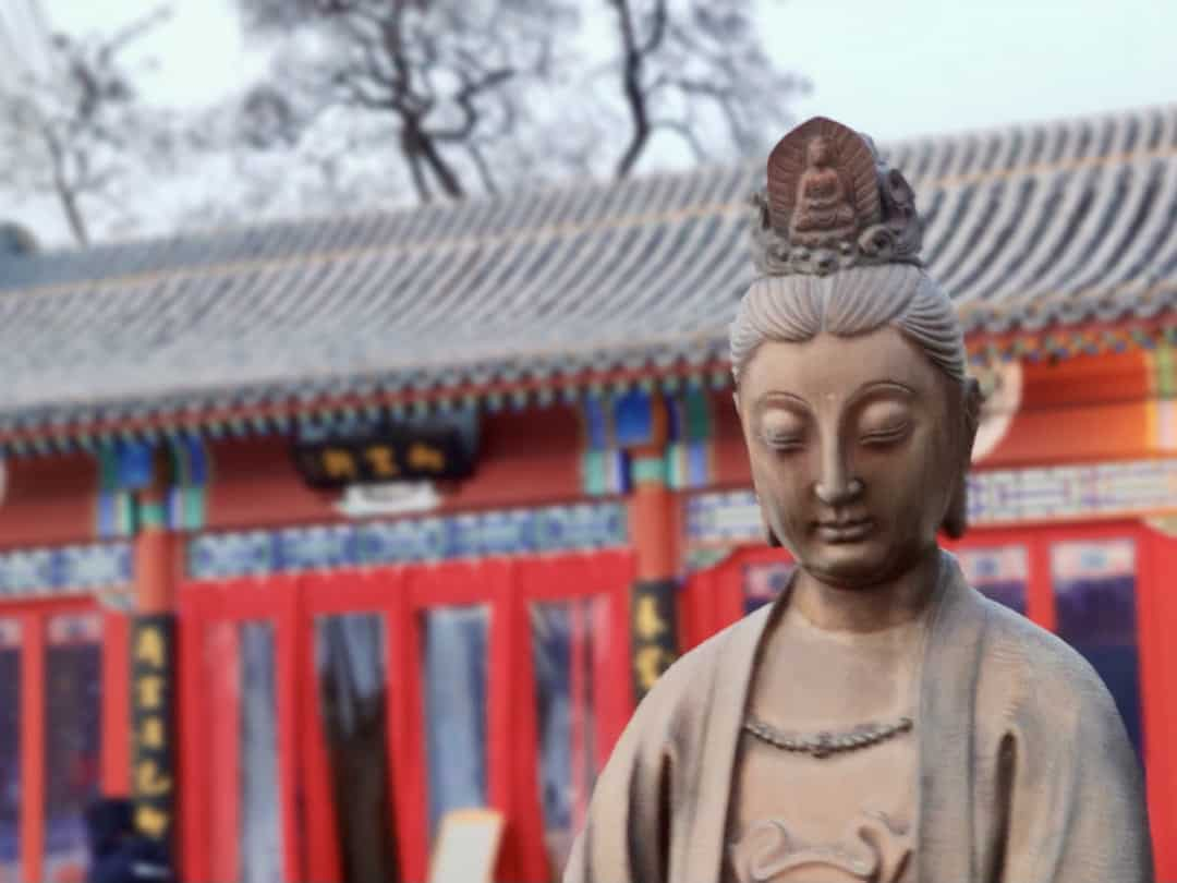 China Buddha