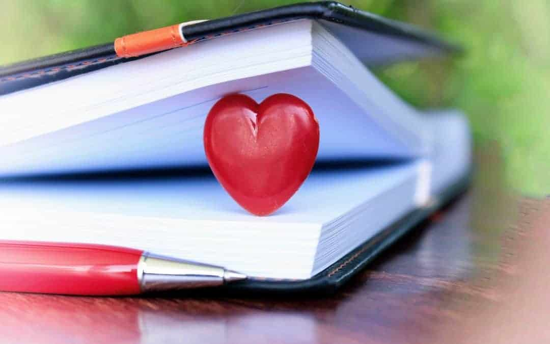 Write Yourself a Valentine Because Love Letters Help Find Healing and Self Love