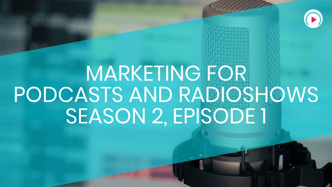 why you should do marketing for your podcast and radioshows