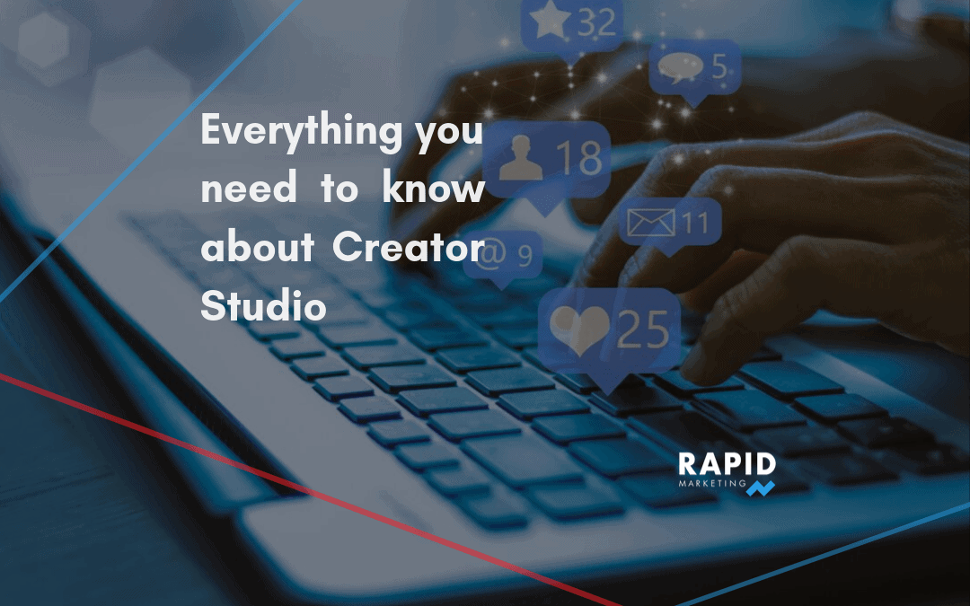 rapid agency creator studio digital marketing social media belfast northern ireland